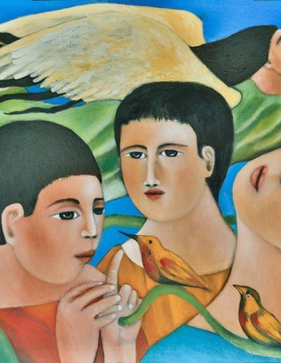 El Vuelo Del Angel - Armando Adrian Lopez