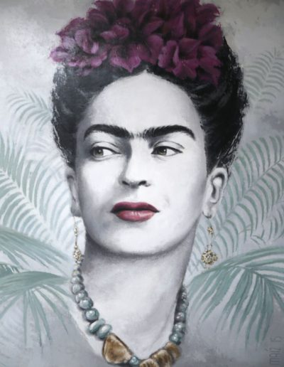 Frida  Purple