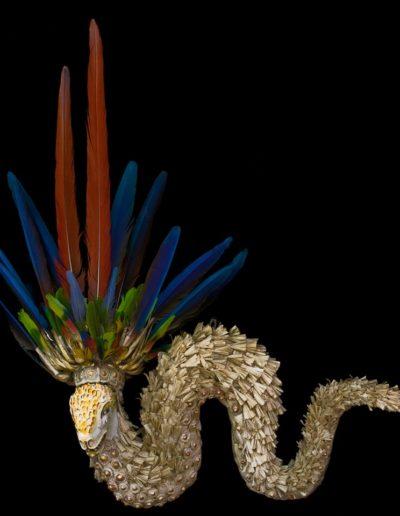Quetzalcoatl-32x46x14