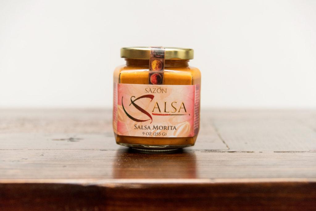 sazon salsa morita