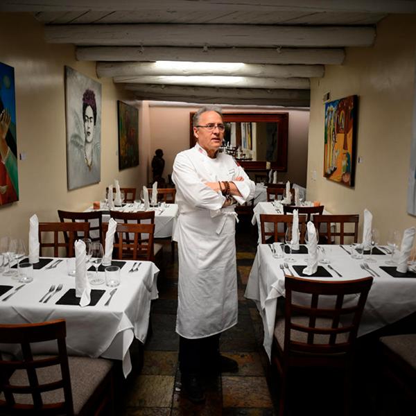 chef fernando olea, sazon restaurant, santa fe