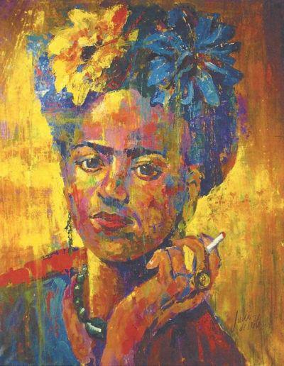 La Arrogante Frida