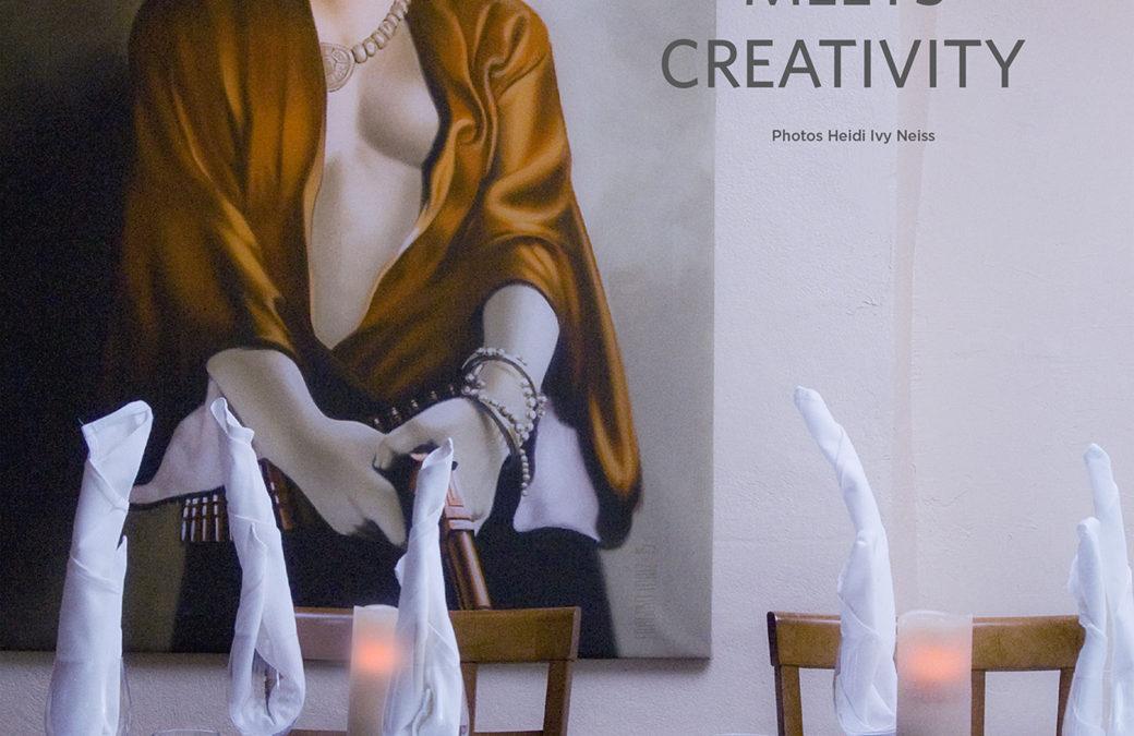 Creative Sophistication